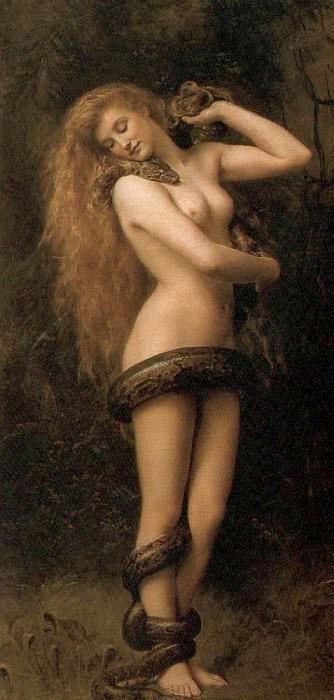 Lilith la reina de los vampiros