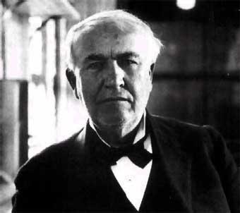 Thomás Alva Edison