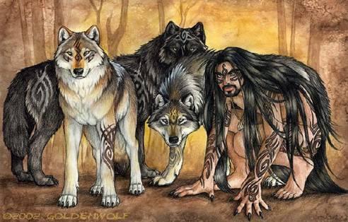 Licantropos, Hombre lobo
