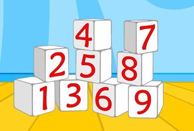 cómo se llaman los números?