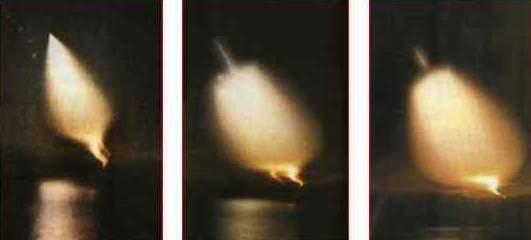 OSNI´s : Objetos Submarinos no identificados