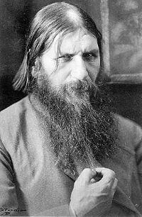 El monje Rasputín