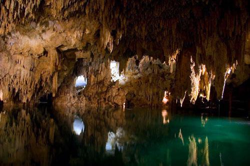 Espeleología: Fotos de Cavernas