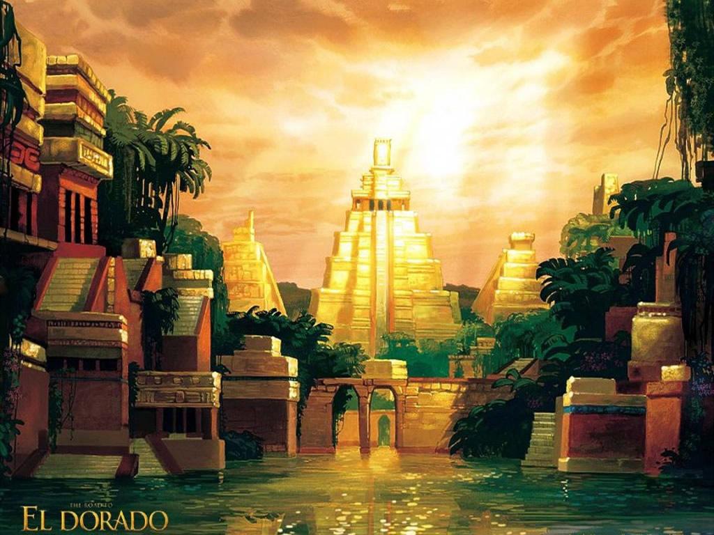 """La leyenda de """"El Dorado"""""""