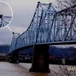 Derrumbamiento del puente silver