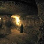 tunel-derinkuyu-capadocia