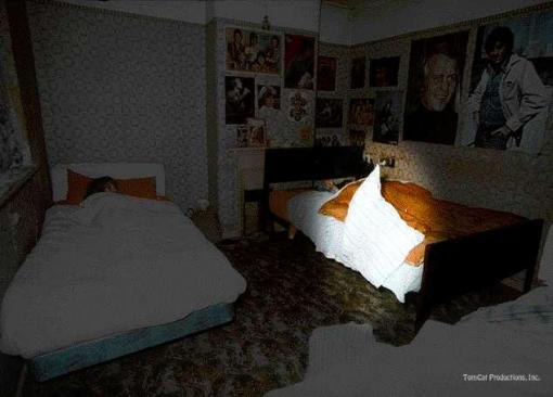 Las historias paranormales más conocidas y terrorificas.