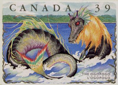Ogopogo de Canada Ogopogo