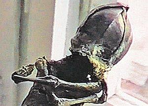 Resultado de imagen de momia extraterrestre rusa