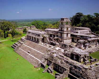 Resultado de imagen de El enigma del Palenque
