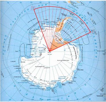 Un tunel del tiempo en la Antartida?