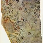 El misterioso mapa de Piri Reis