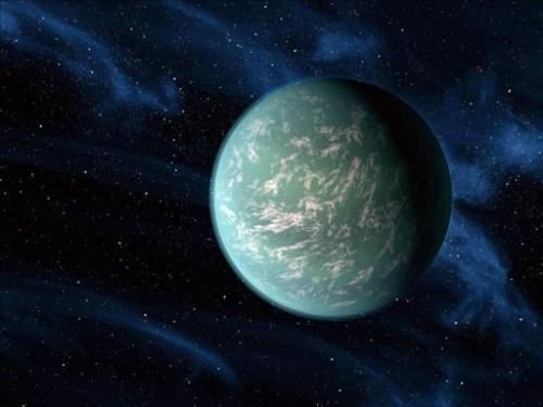 Nuevo Planeta habitable