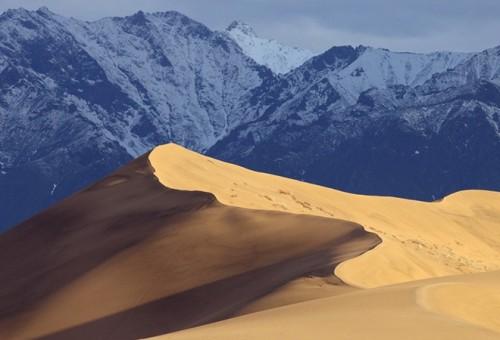 Las arenas de Chara