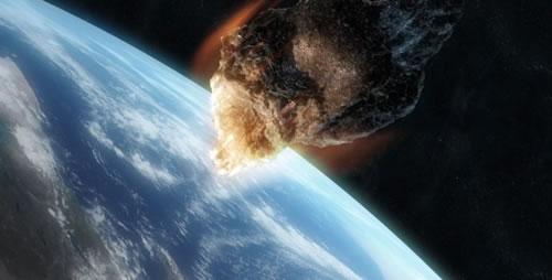 Un asteroide llamado AG5 podria impactar contra la tierra en el año 2040
