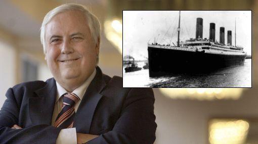 Un multimillonario australiano planea construir el titanic - Construccion del titanic ...