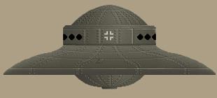 Platillos voladores y misiones secretas nazis