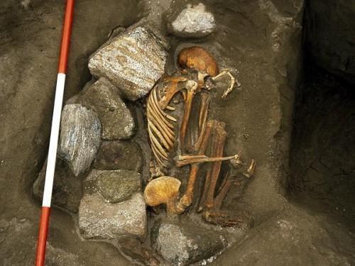 Esqueleto de Frankenstein