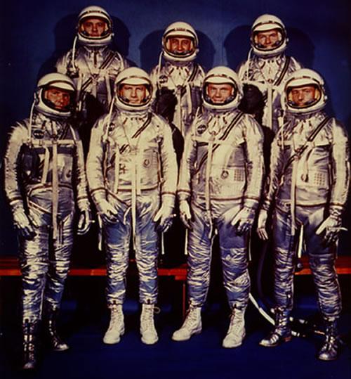 Proyecto Mercury Atlas VII - Tripulacion
