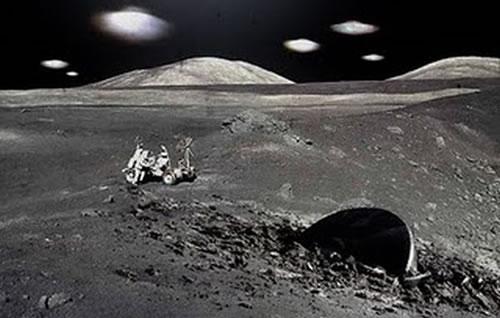 Resultado de imagen para OVNIS del Proyecto Mercury VII