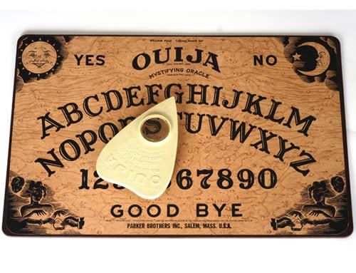 Juego de la Ouija