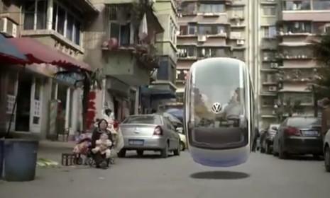 El auto de los supersonicos podría convertirse en realidad