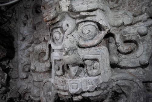 Templo del Sol Nocturno : Mayas