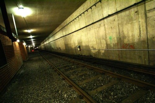 El tren fantasma de estocolmo