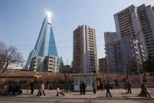 Hotel Fantasma de Norcorea