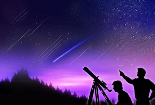 Lluvia de meteoritos oriónida