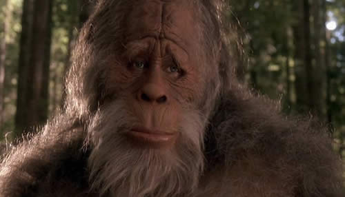 Buscando a Bigfoot