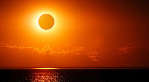 Eclipses solares y lunares para el año 2013