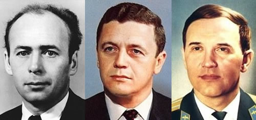 Vlokov-Patsayev-Dobrovoisky