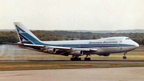 Avion embrujado
