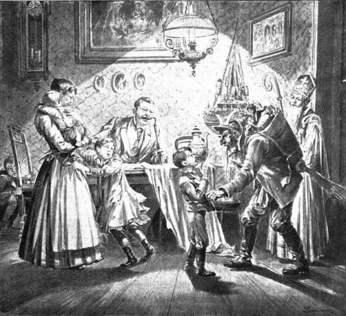 Nikolaus krampus