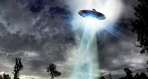 Abduccion Nave Extraterrestre
