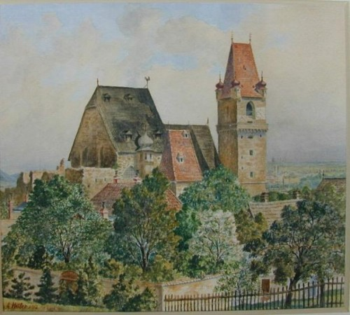 Las Pinturas de Adolf Hitler