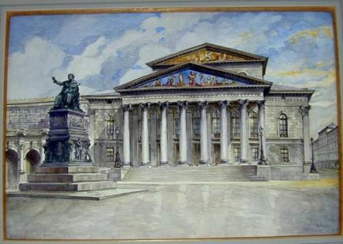 Pinturas de Hitler