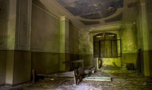 Hospital Psiquiatrico de Poveglia