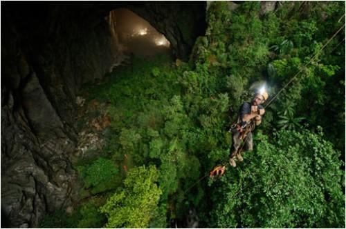 Caverna de Son Doong por Peter Carsten