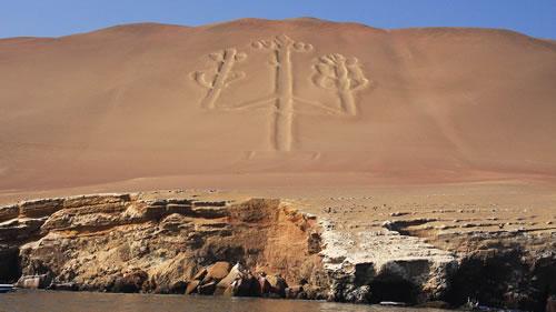 Misterios : El Candelabro de Paracas