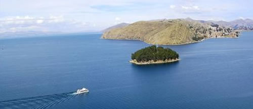 El Lago Titicaca: Misterios Y Contactos Extraterrestres