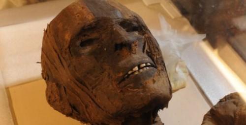 Pueblo de momias en Chile