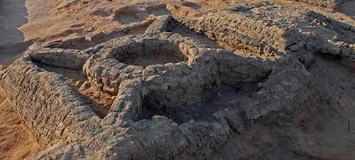 piramides descubiertas en Sudan