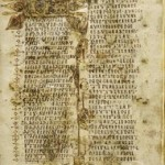 Manuscrito con 1.200 años que desvela nuevos datos sobre Jesucristo y la Última Cena