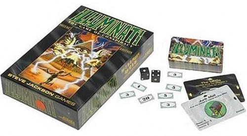 El juego de los Iluminatis