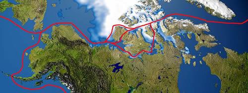 El paso del noroeste