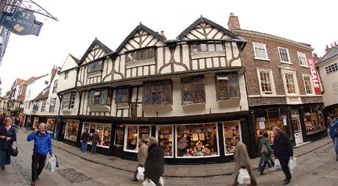 Ciudad de York, Inglaterra