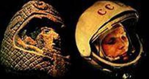 astronauta precolombino
