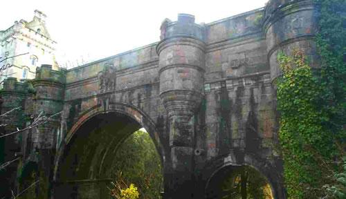 misterioso puente de overtoun